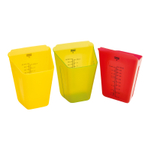 Kuhn Rikon 3 Piece Mise en Place 2 Cup Measuring Prep Set