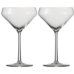 Schott Zwiesel Pure 11.6 Ounce Martini Glass, Set of 6