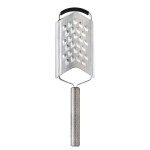 Cuisipro Stainless Steel 12.1 Inch Ultra-Coarse V Grater