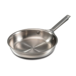 Wolf Gourmet 7 Ply Stainless Steel 8.5 Inch Skillet