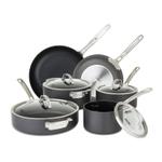 Viking Hard Anodized Nonstick 10 Piece Cookware Set