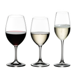 Riedel Ouverture 12 Piece Red, White, and Champagne Wine Glass Set