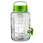 Artland Green 2 Gallon Tailgate Takealong Beverage Dispenser