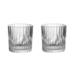Duralex 10.875 Ounce Manhattan Tumbler, Set of 6