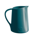 Emile Henry Blue Flame Ceramic 1 Quart Pitcher