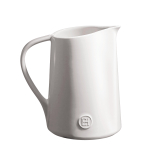 Emile Henry Flour Ceramic 1 Quart Pitcher
