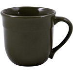 Emile Henry HR Charcoal Ceramic 13.5 Ounce Traditional Mug