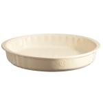 Emile Henry Clay Ceramic 11.8 Inch Tart Dish