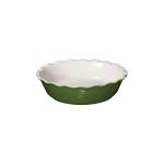 Emile Henry Spring Ceramic 5.5 Inch Mini Pie Dish
