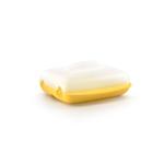 Lékué Yellow Microwave Corn Cooker