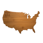Totally Bamboo Bamboo USA Cutting Board
