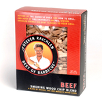 Steven Raichlen Best of Barbeque Beef Blend Wood Chips, 10 Cups