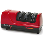 Chef's Choice 120 EdgeSelect Professional Red Electric Knife Sharpener