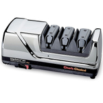 Chef's Choice 120 EdgeSelect Professional Chrome Electric Knife Sharpener