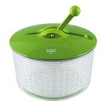 Kuhn Rikon Green 10.25 Inch Ratchet Salad Spinner