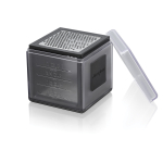 Microplane Black Cube Grater