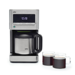 Braun Brewsense Stainless Steel 10 Cup Drip Coffee Maker