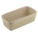 Typhoon Cream Stoneware Vintage Loaf Pan