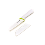 T-Fal Ingenio Zen White Ceramic 5 Inch Santoku Knife