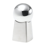 Yamzaki Signature 18/10 Stainless Steel Salt and Pepper Shakers