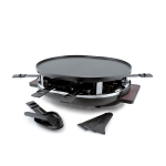 Swissmar Matterhorn 8 Person Raclette Party Grill