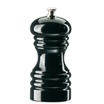 Zassenhaus Black Beech Wood 4.7 Inch Berlin Pepper Mill