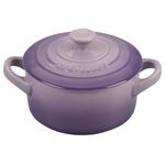 Le Creuset Provence Stoneware 8 Ounce Mini Round Cocotte