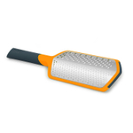 Joesph Joseph Orange Extra Coarse & Ribbon Twist Grater with Adjustable Handle