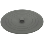 Le Creuset Oyster Silicone 11 Inch Cookware Lid