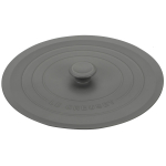 Le Creuset Oyster Silicone 8 Inch Cookware Lid