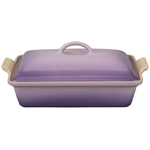 Le Creuset Heritage Provence Stoneware Covered 4 Quart Rectangular Casserole Dish