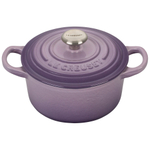 Le Creuset Signature Provence Enameled Cast Iron 1 Quart Round French Oven