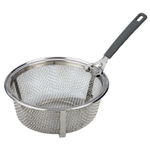 Le Creuset Stainless Steel Fry Basket for 5.5 Quart Round Dutch Oven