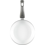 Bialetti Easy Silver Aluminum 7.75 Inch Saute Pan