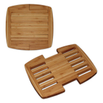 Totally Bamboo Bamboo Expandable Trivet