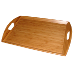 Totally Bamboo Bamboo Butler's Tray
