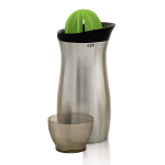Tovolo Stainless Steel 4-in-1 Cocktail Shaker