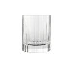 Luigi Bormioli Bach 8.5 Ounce Water Tumbler Glass, Set of 6