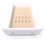 KMN Home Natural DrawerDecor 16-Piece Starter Kit
