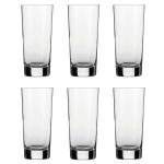 Scholl Zwiesel Basic Bar Tritan Crystal 12.4 Ounce Classic Long Drink Highball Glass, Set of 6