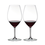 Riedel Ouverture Fine Crystal 35 Ounce Double Magnum Wine Glass, Set of 2