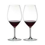 Riedel Ouverture Fine Crystal 35 Ounce Double Magnum Cocktail Glass, Set of 2