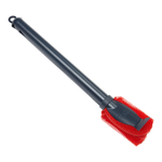 Kuhn Rikon Red 12.25 Inch Stay Clean Scrubber Brush