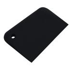 Kuhn Rikon Colori Black Silicone Bench Scraper