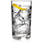 BarLuxe Hudson Collection 13.5 Ounce Tritan Rocks Glass, Set of 6