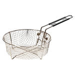 Lodge 9 Inch Deep Fry Basket with Folding Handle