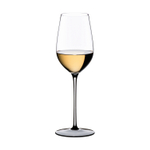 Riedel Sommeliers Black Tie Leaded Crystal Riesling Grand Cru Wine Glass