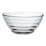 Bormioli Rocco Viva Small 5.5 Inch Tempered Glass Bowl, Set of 6