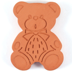 Brown Sugar Bear Terracotta Brown Sugar Saver