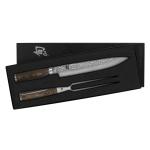 Shun Premier 2 Piece Carving Knife Boxed Set